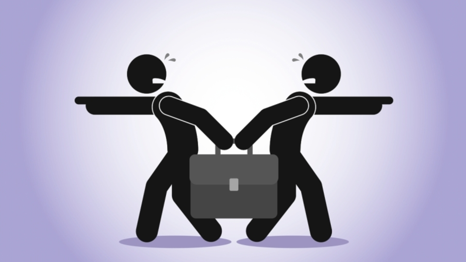 クビにならないように上司に反対する方法