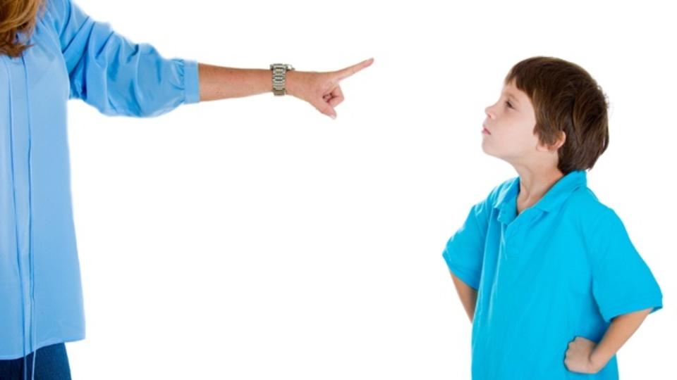 口答えする子どもは成功する可能性が高い:研究結果