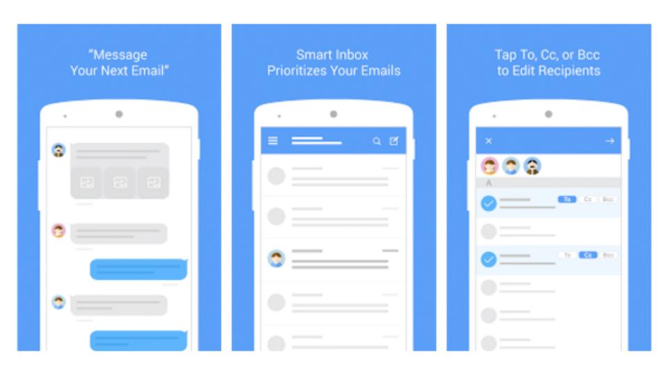 すべてのメールをチャットに置き換えてしまえるアプリ【今日のライフハックツール】