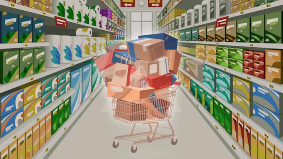 スーパーマーケットや量販店が仕掛ける10の罠を見抜け