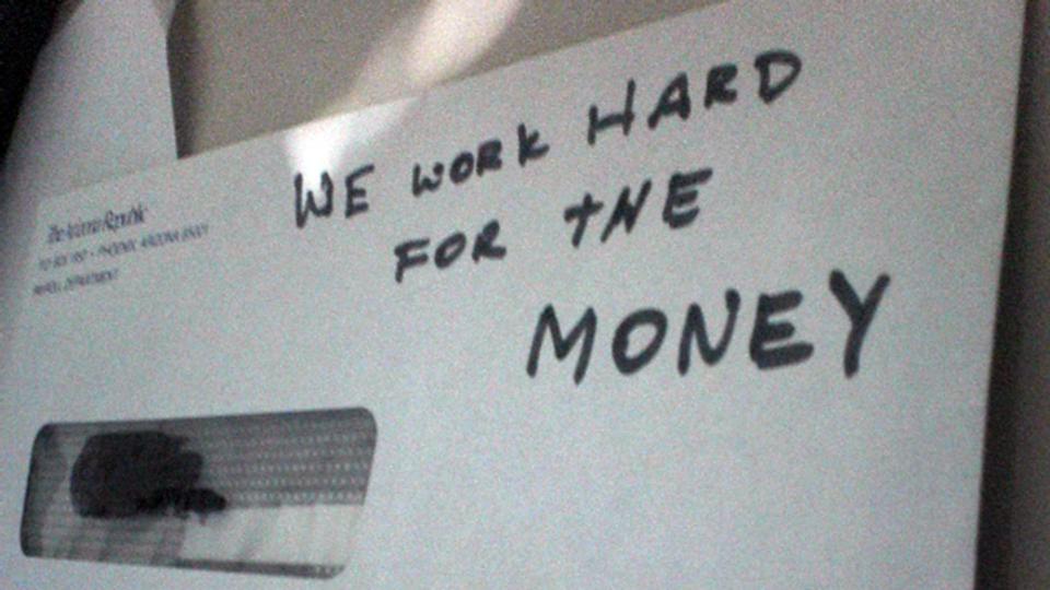 タダ働きや安い仕事を引き受ける前に考えたいこと