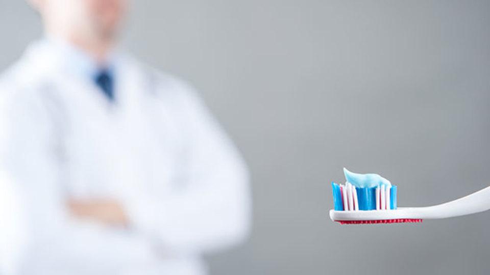 歯みがき粉のつけすぎには気をつけて