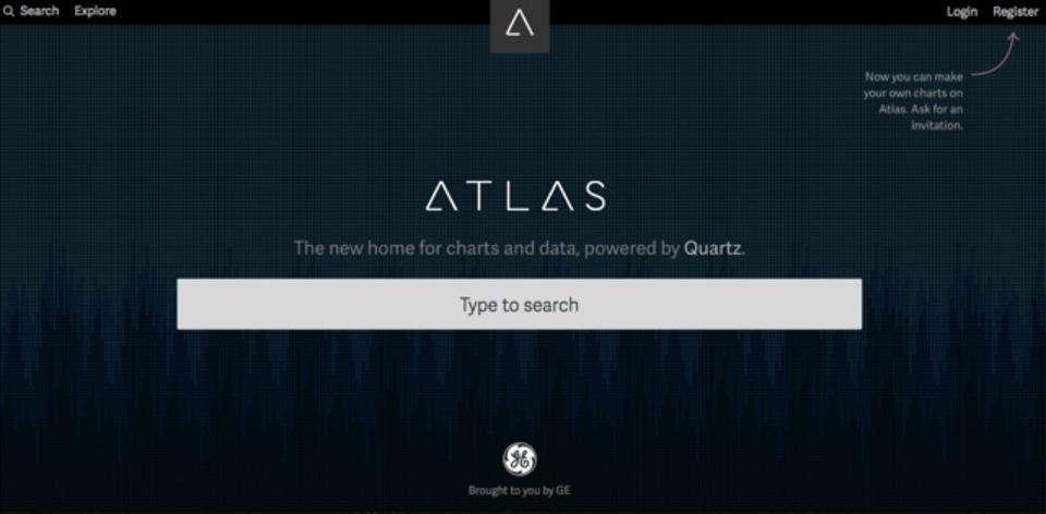 指定したキーワードに関連する統計を探せるサービス「Atlas」