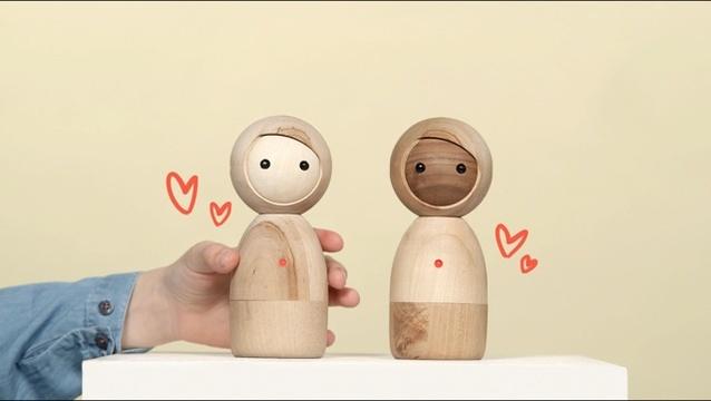 次世代こけし「AvaKai」。あえてスクリーンレスな子供向けオモチャを開発した創業者の想い