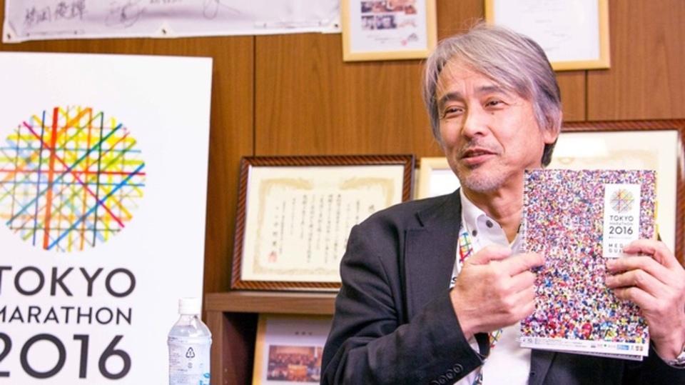 どんな走り方でもOK。仕掛け人、早野忠昭さんが語る「東京マラソン」のコンセプト