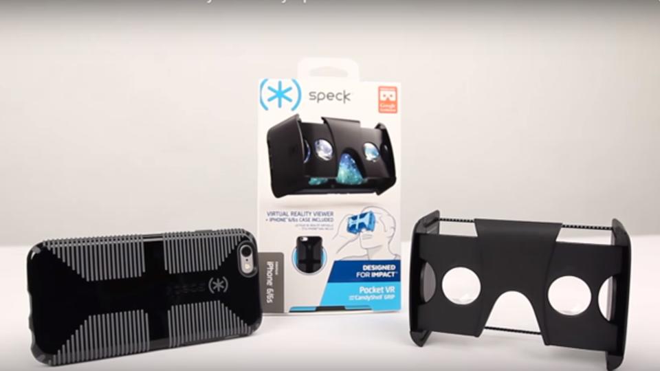 折りたたみ式VRゴーグルが登場!