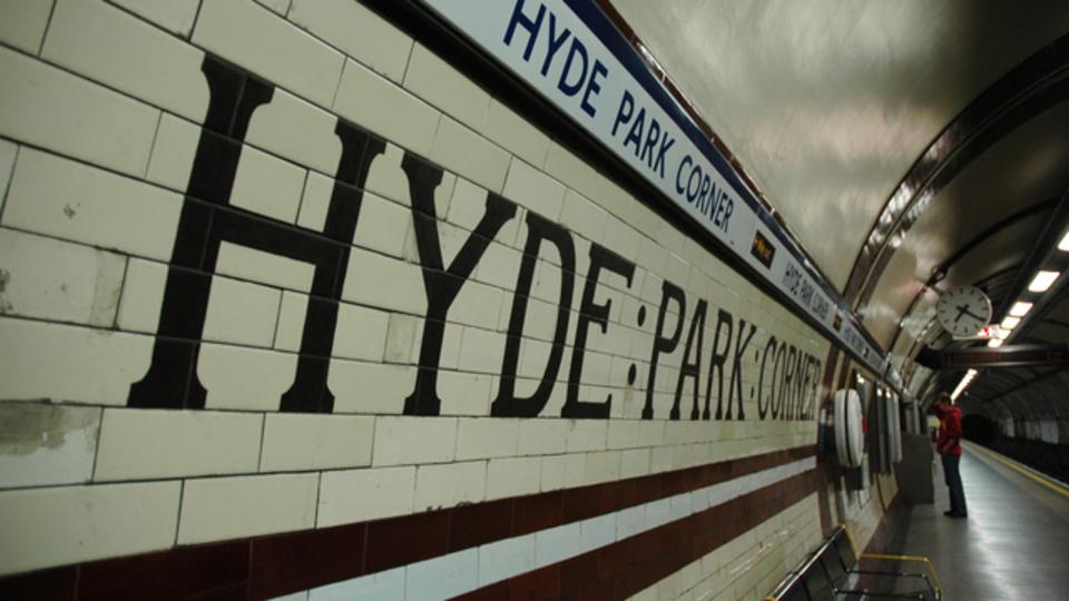 ロンドンの地下鉄、24時間営業開始