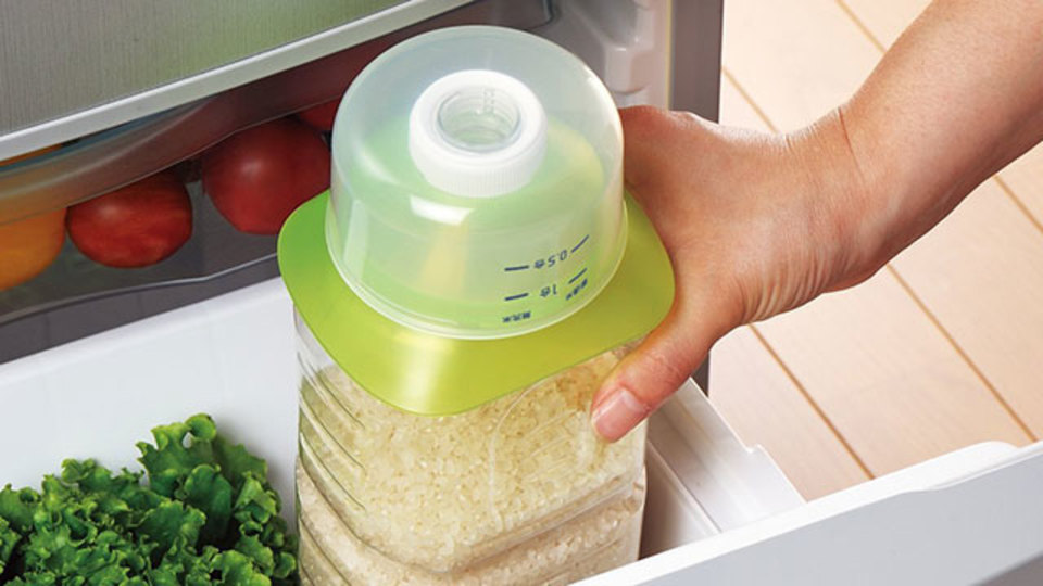 1人暮らしならお米は冷蔵保存が安心【今日のライフハックツール】