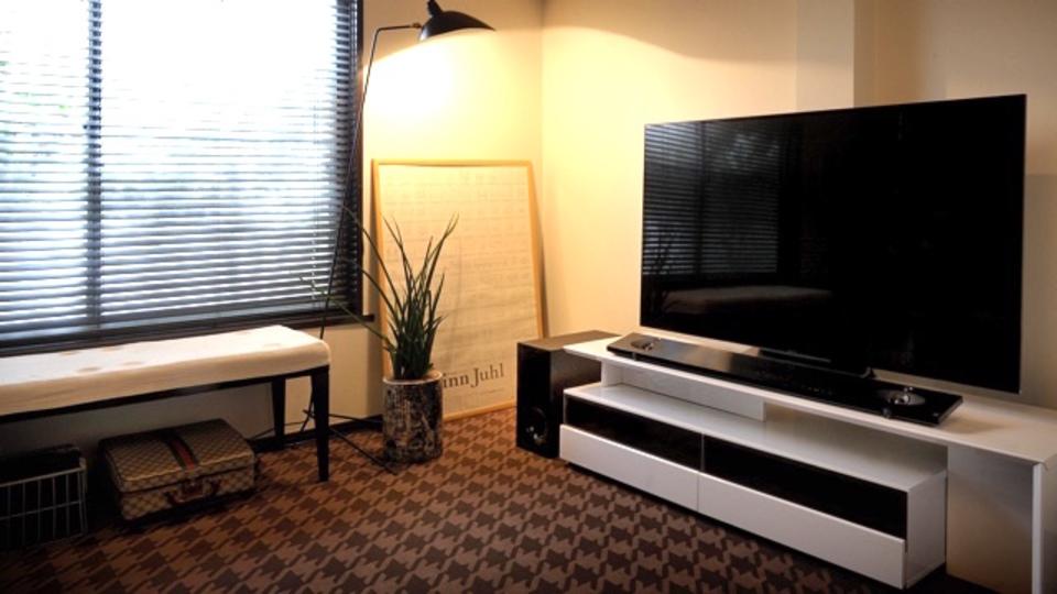 テレビの前に置くだけでリビングをハイレゾ空間に変える、リビングオーディオの新しいカタチ