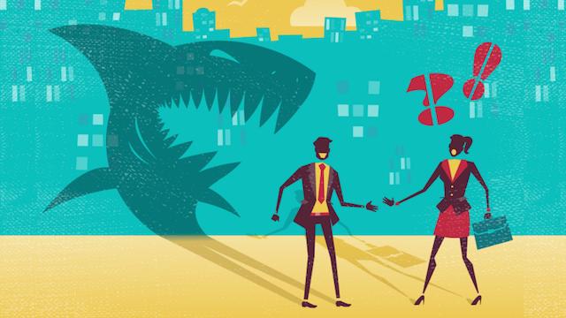 企業面接で注意すべき4つの危険信号