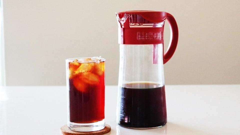 水出しコーヒーは夜に仕込んで朝に美味しく飲もう【今日のライフハックツール】