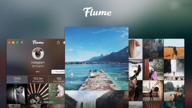 MacでInstagramを閲覧&写真アップロードもできるアプリ「Flume」