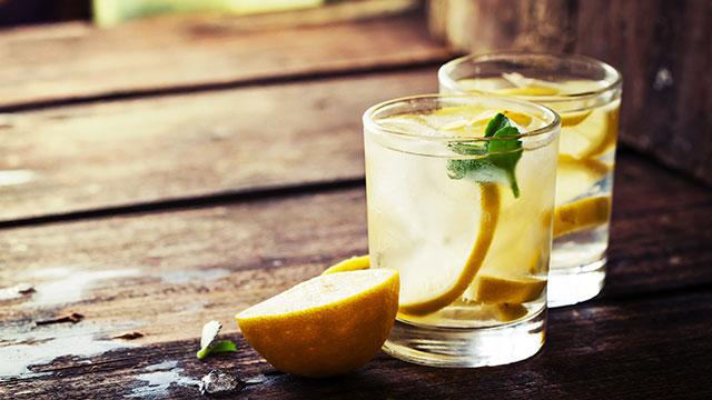 Картинки по запросу вода с лимоном