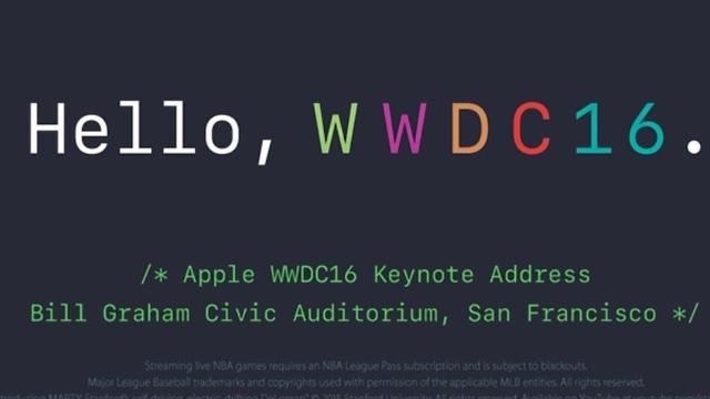 30秒でわかる2016年6月Appleイベントまとめ