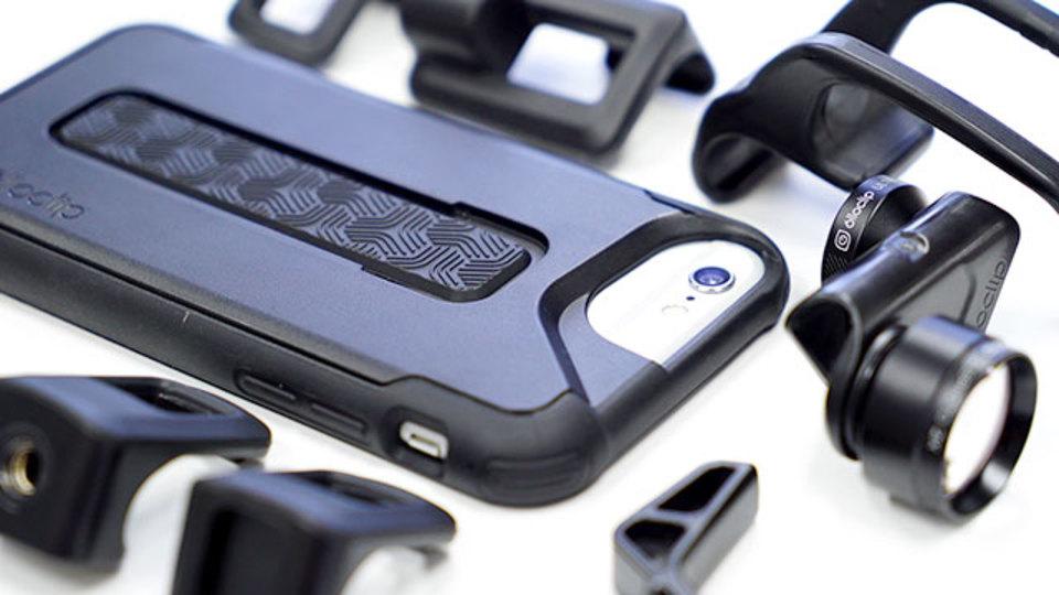 iPhoneのカメラ性能をフルに引き出すためのケース【今日のライフハックツール】