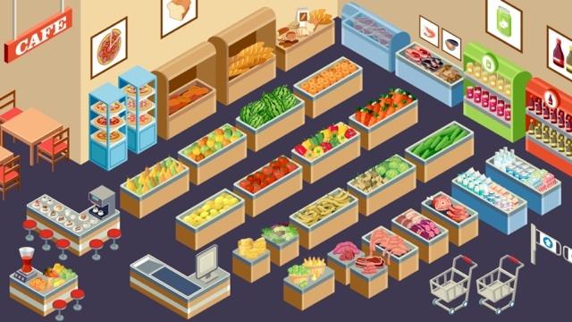 スーパーでいつもより「速く楽に安く」買い物をするコツ