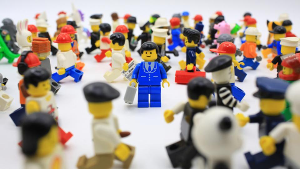LEGOは1970年代以降過激化している?
