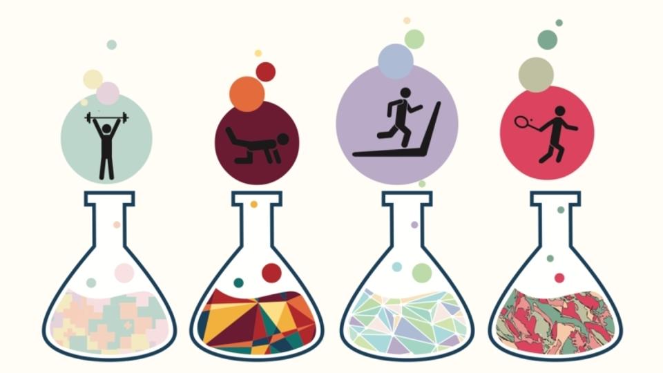 より良い習慣を確立するためのには、最適な化学反応を見つけるべき