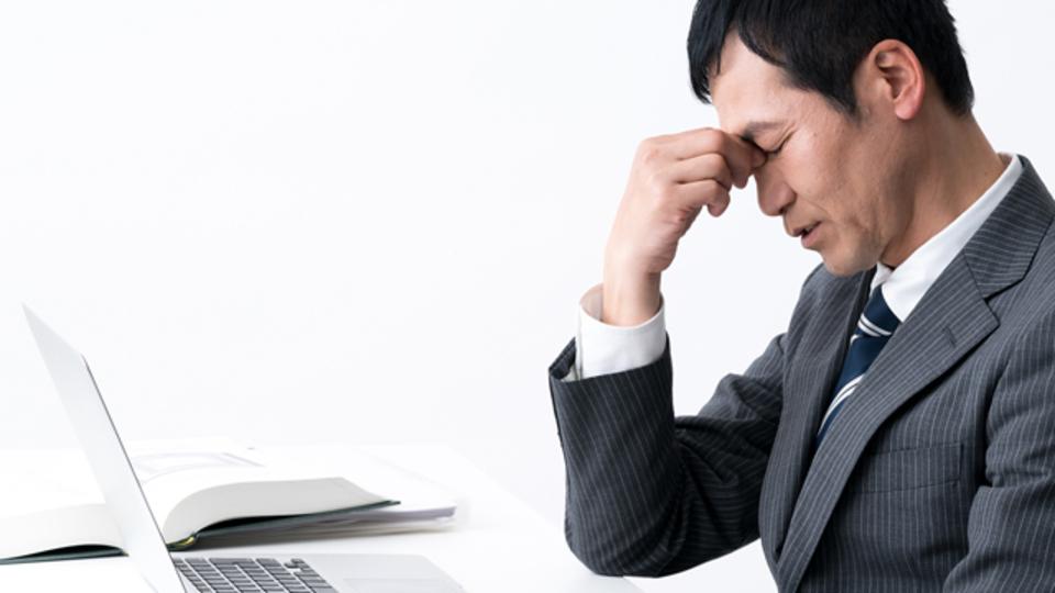 疲労があなたに与える3つの影響