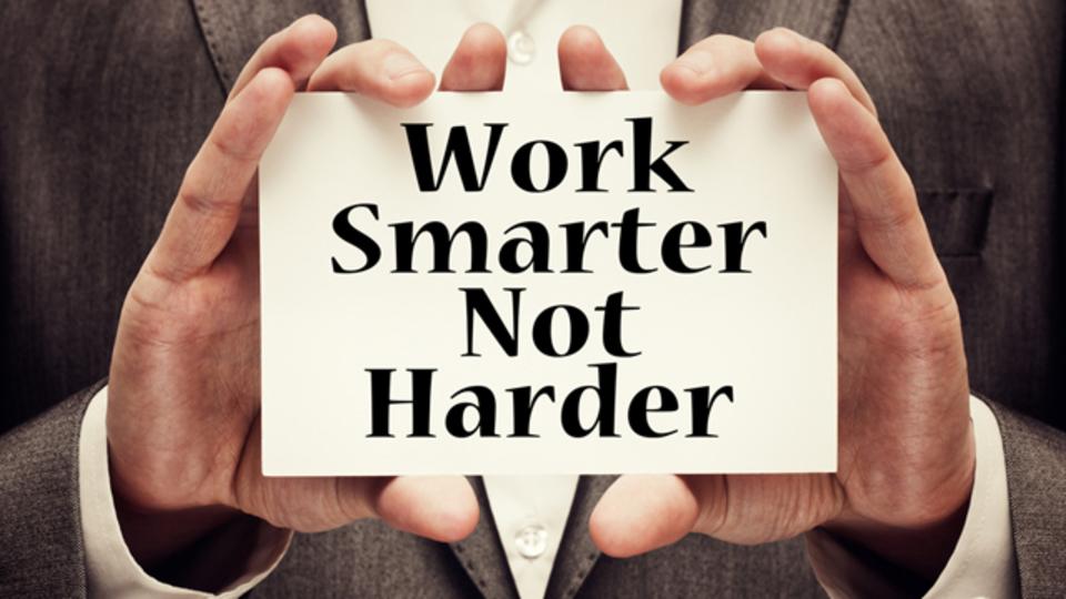 生産性を向上する唯一の方法は、深く考える習慣を確立すること