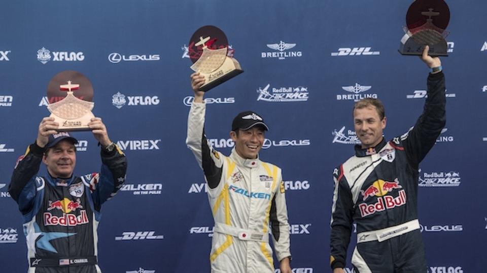母国レースで初優勝! エアレース・パイロットの室屋義秀さんが考えるチームリーダーとしてやるべきこと