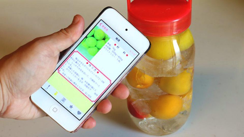 初めてでも簡単に果実酒が作れるレシピアプリ【今日のライフハックツール】