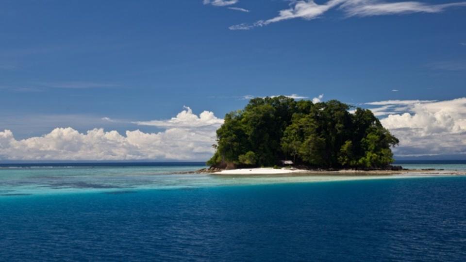 ソロモン諸島の水没は気候変動だけが原因ではない