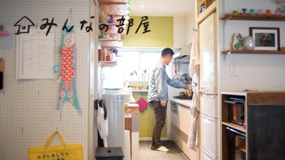 「DIYと模様替えで変化を楽しむ」みんなの部屋 vol.4(三鷹市)