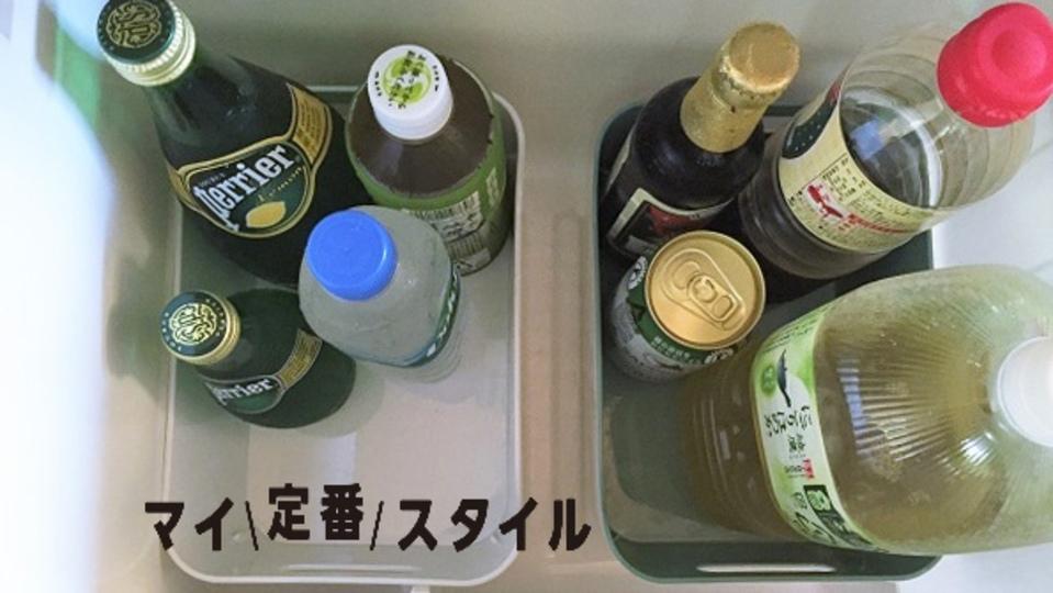 「冷蔵庫の散らかり」を解決する、IKEA「整理ボックス」の使い方
