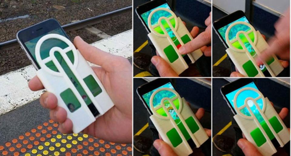 ポケモンGOで、ポケモンが捕まえやすくなるiPhoneケースが登場!