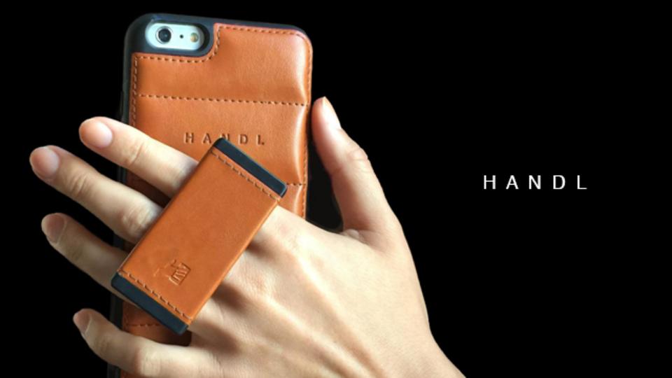 iPhone 6/6 Plusが片手でも快適に使えるケース【今日のライフハックツール】