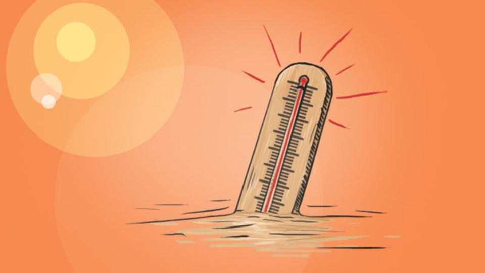 エアコンを使わずに暑さを乗り切る10のアイデア