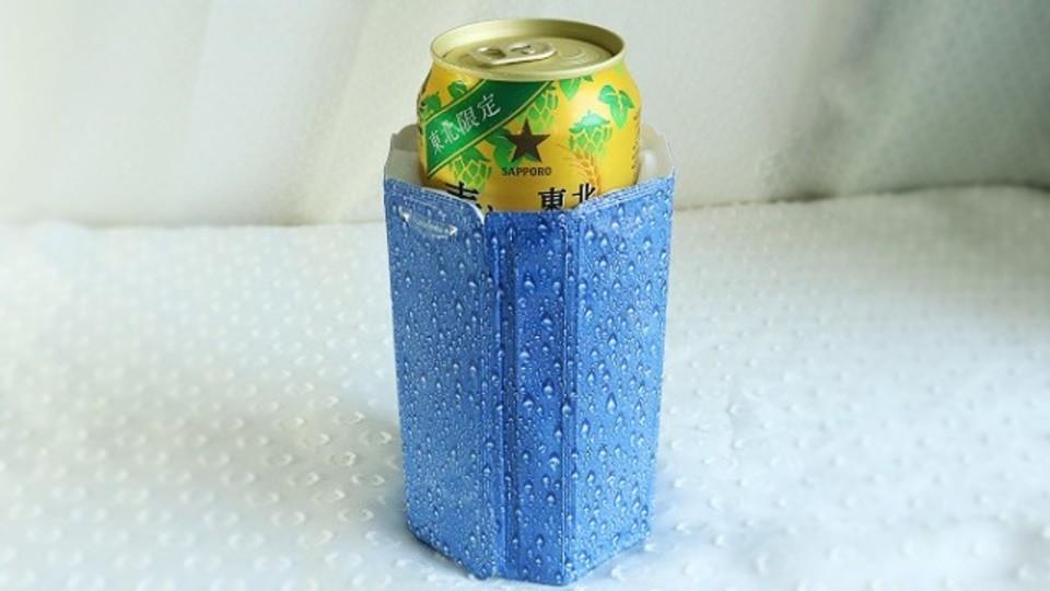 缶飲料を最後まで冷たいまま飲めるツール【今日のライフハックツール】