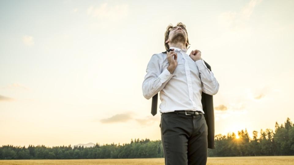 ストレスや不安が少ない性格になる方法