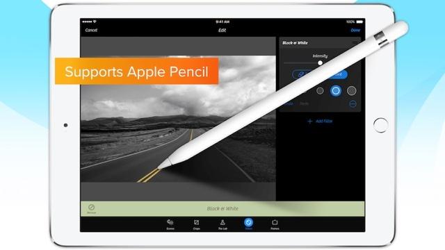 iPad版『Camera+』がデザインを一新。編集ツールも機能アップ