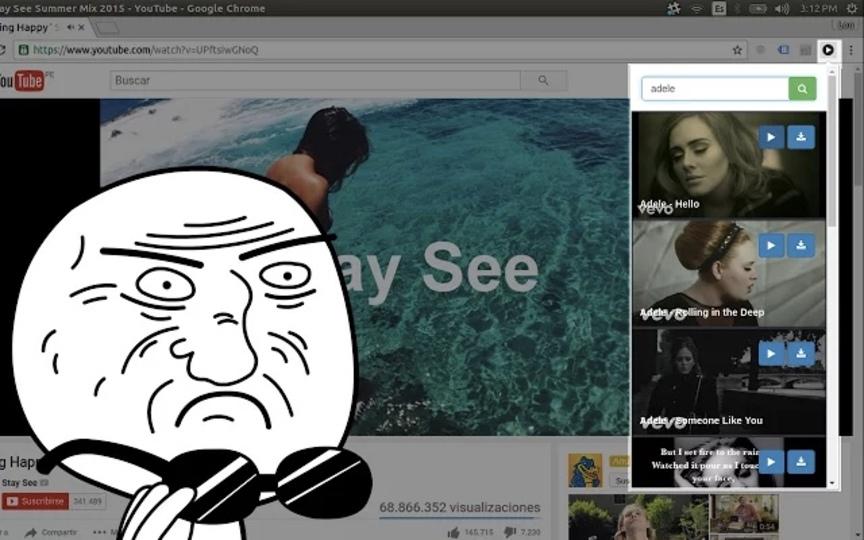 いつでも手軽にYouTube動画を検索できる拡張機能「BehindTheLogs_VIDEOSYOUT」