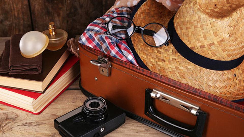 旅行の準備があっという間に終わる「旅行用の引き出し」というアイデア