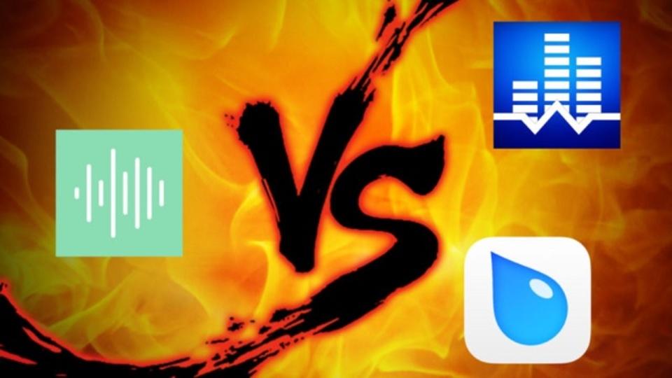 注目を集めるアンビエントノイズ。特に人気のアプリ3種が頂上対決