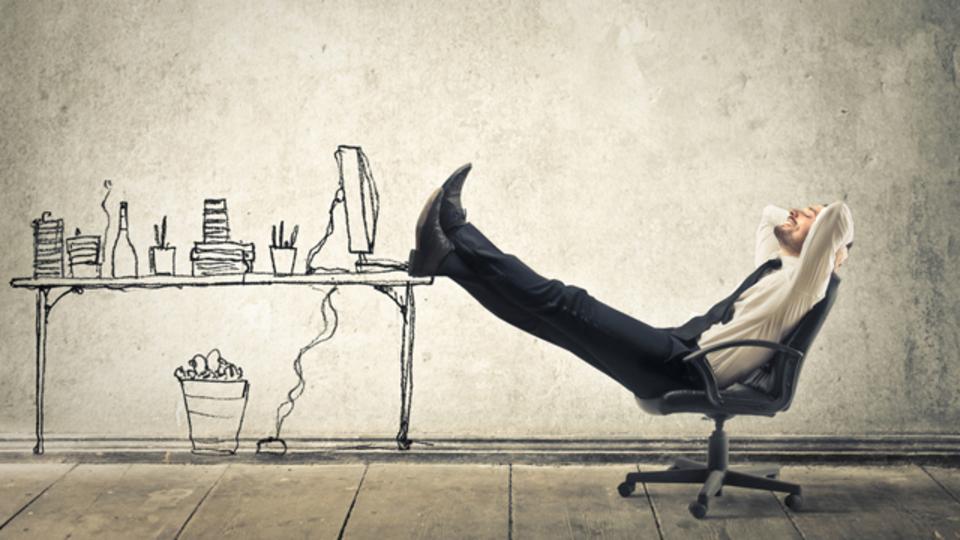 「ラクをしたい」は悪ではない! 「前向きな怠惰」が仕事のレベルを上げる