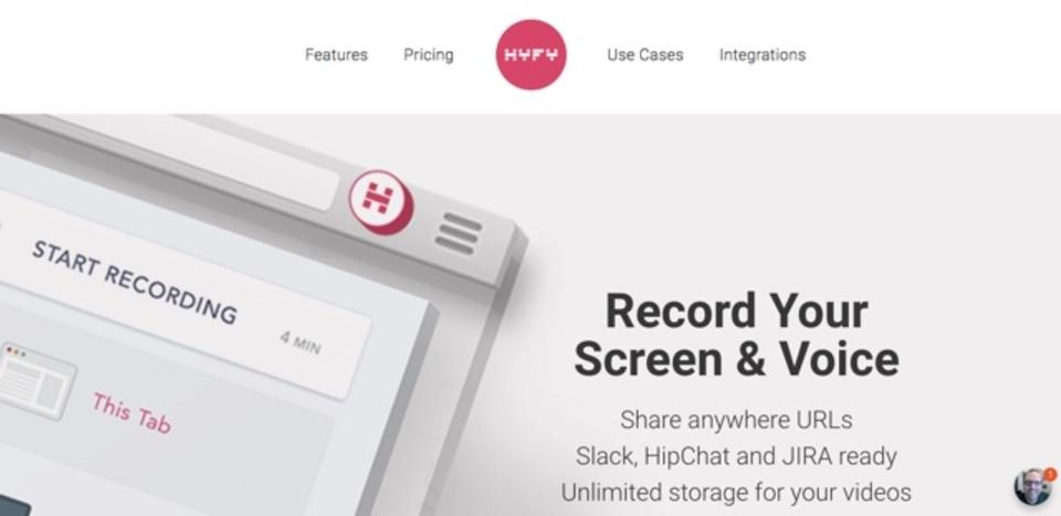 手軽にブラウザ上の操作を録画できる拡張機能「HYFY」