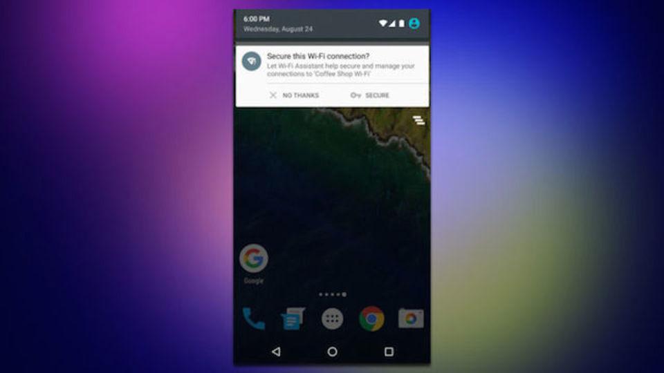 NexusユーザーはGoogleの無料Wi-Fiネットワークを利用できるように