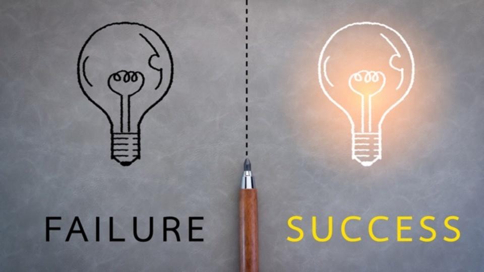 人生について教えてくれる「3つの失敗」という考え方