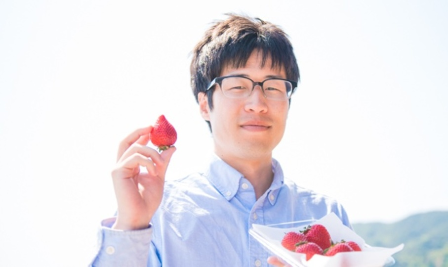 仕事はブログから調達。イチゴの専門家として世界を飛び回る宮﨑大輔インタビュー