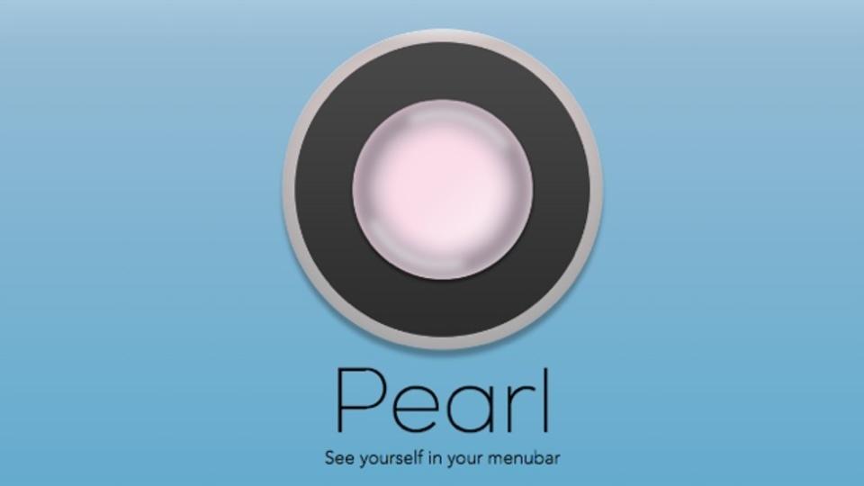 MacBookのカメラを鏡代わりに使えるアプリ「Pearl」