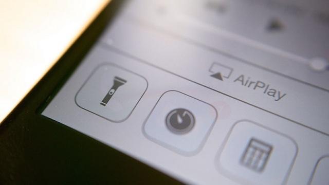 iOS 10ではフラッシュライトの明るさを調整できる