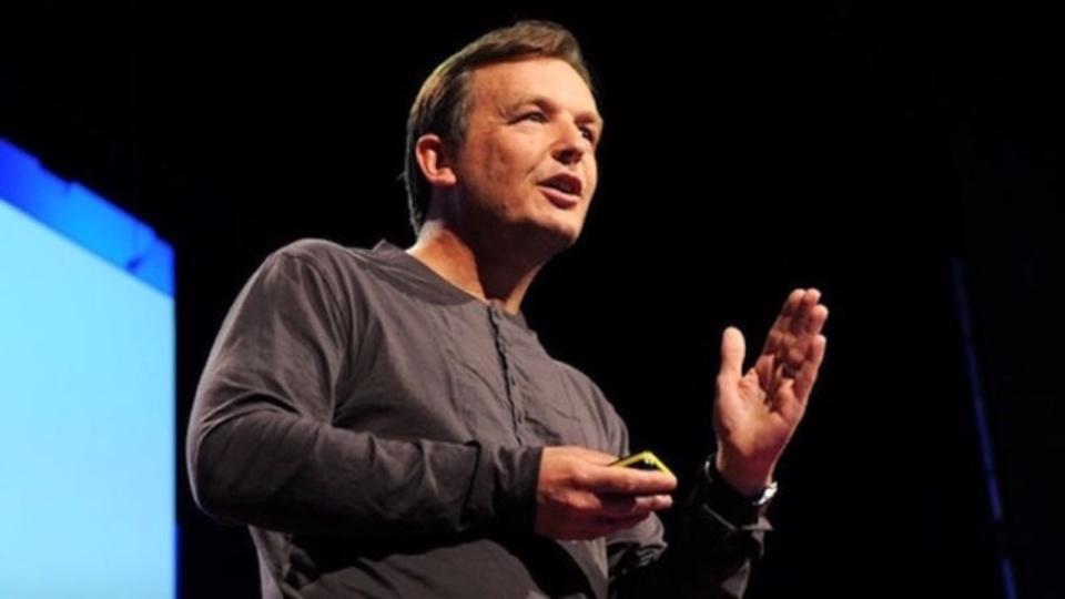 TED代表兼キュレーターのアンダーソン氏が選んだ5つの「お気に入りトーク」