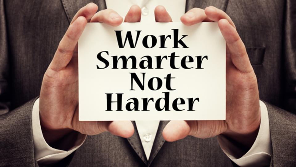 8時間の勤務時間中、本当に生産的なのは3時間だけ:研究結果