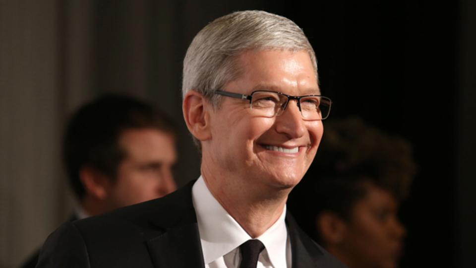 Appleのティム・クックCEOのVRに対する考え