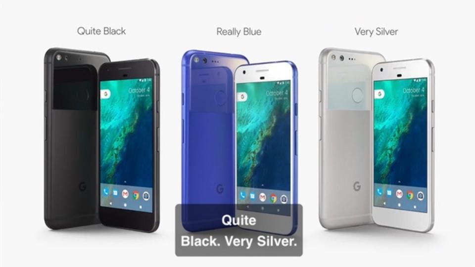 Googleの新スマホ「Pixel」は15分充電で7時間使える。Google新製品発表会まとめ