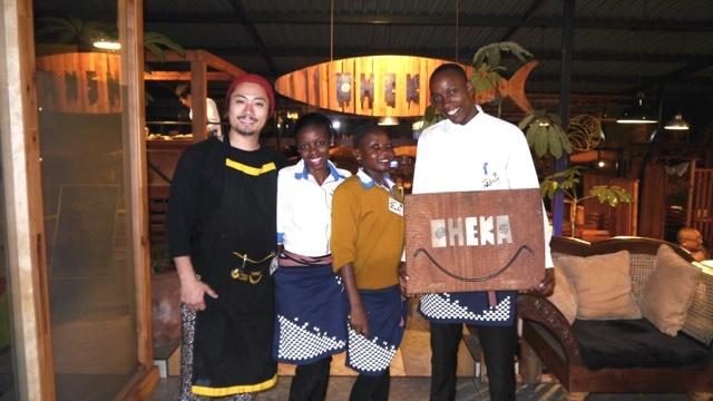ケニアで「ベスト・ジャパニーズ・レストラン」に選ばれた居酒屋を創業した男が語ったこと